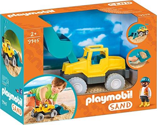 プレイモービル ブロック 組み立て 知育玩具 ドイツ 【送料無料】PLAYMOBIL Excavator Building Setプレイモービル ブロック 組み立て 知育玩具 ドイツ