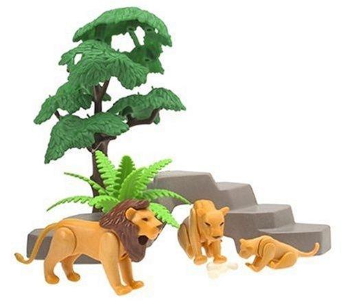 プレイモービル ブロック 組み立て 知育玩具 ドイツ 【送料無料】PLAYMOBIL - Lionsプレイモービル ブロック 組み立て 知育玩具 ドイツ