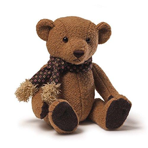 ガンド ぬいぐるみ リアル お世話 かわいい 【送料無料】GUND Angus Tan Bear 12