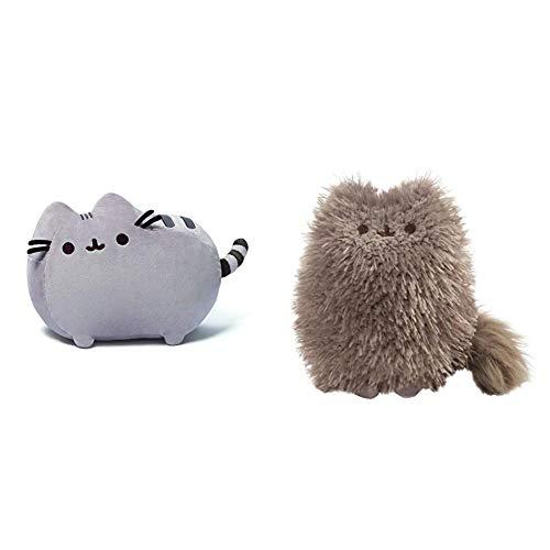 無料ラッピングでプレゼントや贈り物にも 価格交渉OK送料無料 逆輸入並行輸入送料込 ガンド ぬいぐるみ リアル お世話 かわいい 送料無料 GUND Pusheen Stuffed Little Cat 12