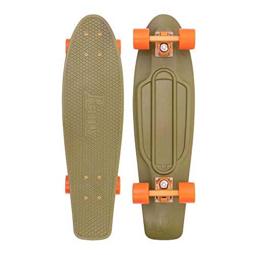 ペニー スタンダードスケートボード スケボー 海外モデル アメリカ直輸入 【送料無料】Penny Skateboards Burnt Olive 27