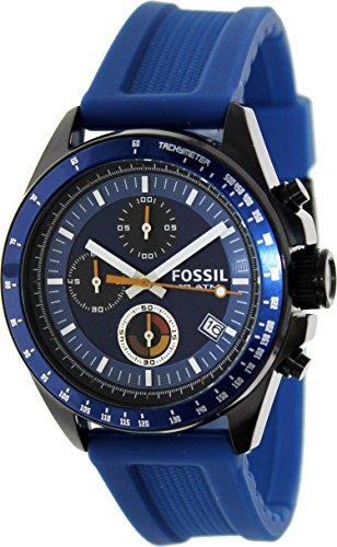 フォッシル 腕時計 レディース 【送料無料】Fossil Men's Decker CH2879 Blue Chronograph Analog Watchフォッシル 腕時計 レディース