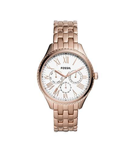 フォッシル 腕時計 レディース 【送料無料】Fossil Redding Multifunction Rose Gold-Tone Stainless Steel Watchフォッシル 腕時計 レディース