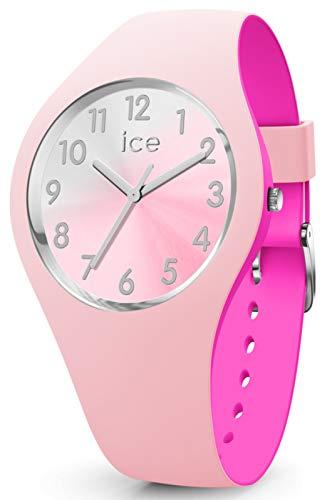腕時計 アイスウォッチ レディース かわいい 夏の腕時計特集 【送料無料】Ice Duo Chic Womens Analog Quartz Watch with Rubber Bracelet IC016979腕時計 アイスウォッチ レディース かわいい 夏の腕時計特集