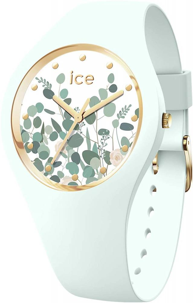 アイスウォッチ 腕時計 レディース かわいい 夏の腕時計特集送料無料 Ice WatchIce Flower Mint GardenWomen's Wristwatch with Silicon Strap017581Medium アイスウォッチ 腕時計 レディース かわいい 夏の腕時計特集DH29bEIeWY