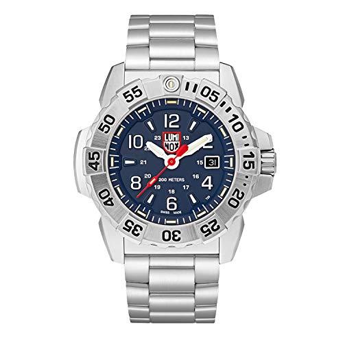 ルミノックス アメリカ海軍SEAL部隊 ミリタリーウォッチ 腕時計 メンズ 【送料無料】Luminox Navy Seal Steel 3254 Wrist Watch | 45mmルミノックス アメリカ海軍SEAL部隊 ミリタリーウォッチ 腕時計 メンズ