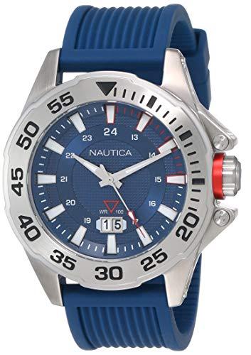 腕時計 ノーティカ メンズ 【送料無料】NAUTICA Gents Westview 44 MM Wrist Watch腕時計 ノーティカ メンズ