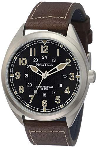腕時計 ノーティカ メンズ 【送料無料】NAUTICA Gents Battery Park / 44MM Wrist Watch腕時計 ノーティカ メンズ