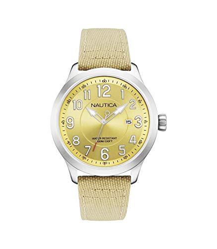 腕時計 ノーティカ メンズ 【送料無料】Nautica NAI10500G NCC 01 Date Men's Watch腕時計 ノーティカ メンズ