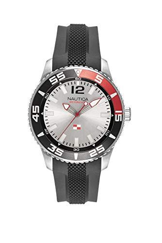 腕時計 ノーティカ メンズ 【送料無料】Nautica Unisex Adult Quartz Watch with Silicone Strap NAPPBP904腕時計 ノーティカ メンズ