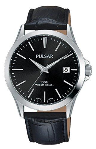 腕時計 パルサー SEIKO セイコー メンズ 【送料無料】Pulsar Classic PS9457X1 Mens Wristwatch Classic & Simple腕時計 パルサー SEIKO セイコー メンズ