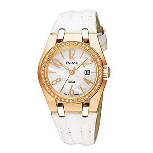 パルサー SEIKO セイコー 腕時計 レディース 【送料無料】Pulsar - Women's Leather Strap Collection Watch - PXT668パルサー SEIKO セイコー 腕時計 レディース