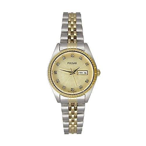 パルサー SEIKO セイコー 腕時計 レディース 【送料無料】Pulsar Women's Bracelet watch #PXU032パルサー SEIKO セイコー 腕時計 レディース