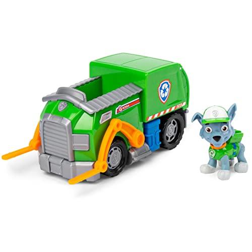 Patrol アメリカ直輸入 Basic おもちゃ パウパトロール 605861 おもちゃ Multicoloredパウパトロール 【送料無料】Paw Vehicle Rocky, アメリカ直輸入