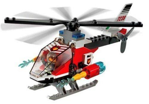 レゴ シティ 【送料無料】LEGO City Fire Helicopterレゴ シティ