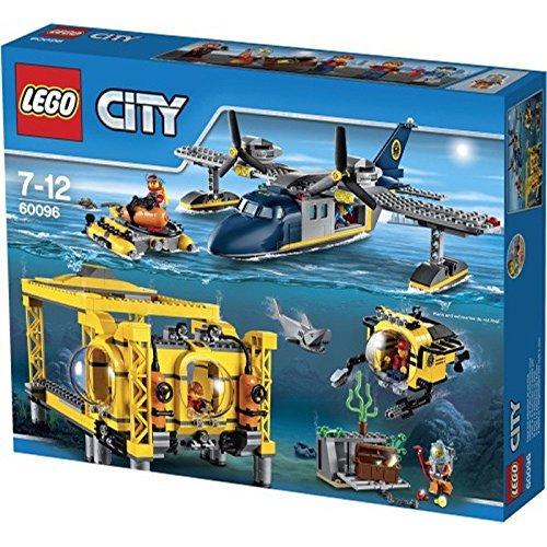 レゴ シティ 【送料無料】LEGO City 60096 Seabed Survey Baseレゴ シティ