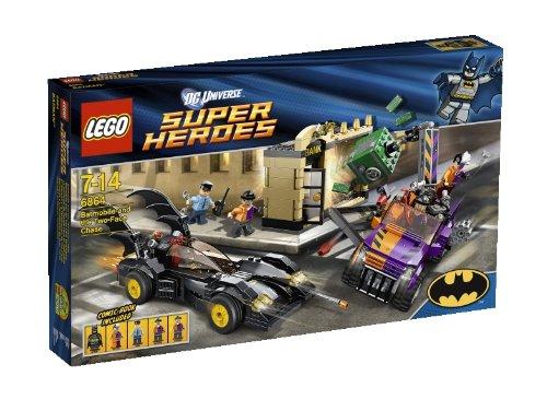 レゴ スーパーヒーローズ マーベル DCコミックス スーパーヒーローガールズ 【送料無料】LEGO Super Heroes Batmobile and the Two Face Chaseレゴ スーパーヒーローズ マーベル DCコミックス スーパーヒーローガールズ