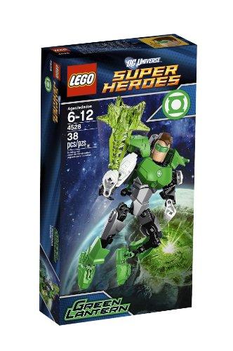 無料ラッピングでプレゼントや贈り物にも 買収 逆輸入並行輸入送料込 レゴ スーパーヒーローズ マーベル DCコミックス スーパーヒーローガールズ Ultrabuild 送料無料 4528レゴ Green Lantern LEGO ファクトリーアウトレット