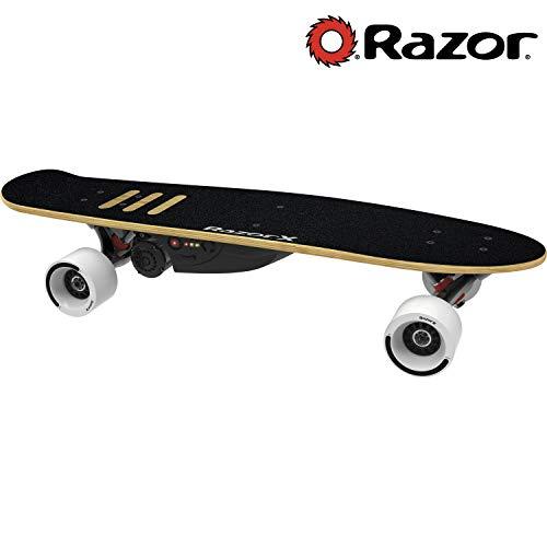 スタンダードスケートボード スケボー 海外モデル 直輸入 【送料無料】RazorX Cruiser Electric Skateboardスタンダードスケートボード スケボー 海外モデル 直輸入