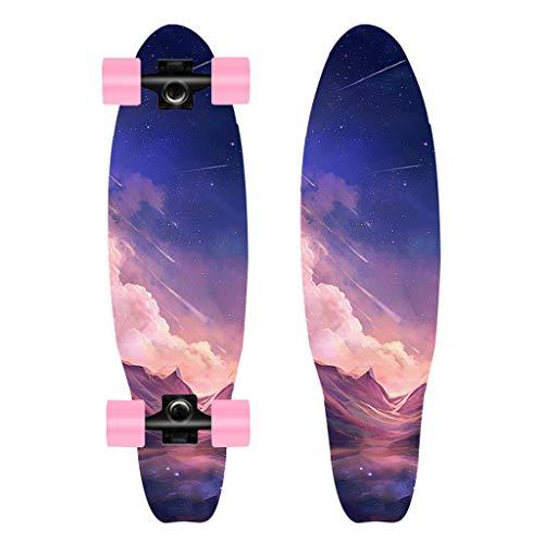 スタンダードスケートボード スケボー 海外モデル 直輸入 【送料無料】Skateboard 7 Layers Decks 31