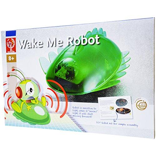 エレンコ ロボット 電子工作 知育玩具 パズル EDU-4003 Elenco Wake Me Robot Kitエレンコ ロボット 電子工作 知育玩具 パズル EDU-4003