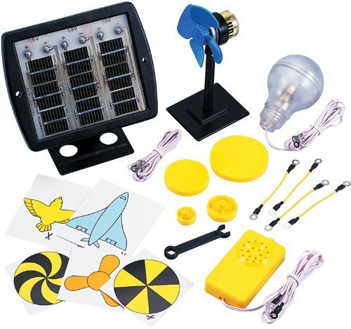 エレンコ ロボット 電子工作 知育玩具 パズル Elenco Solar Deluxe Educational Kit by Elencoエレンコ ロボット 電子工作 知育玩具 パズル