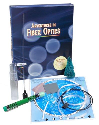 エレンコ ロボット 電子工作 知育玩具 パズル FO-25 Elenco Fiber Optics Voice And Data Kitエレンコ ロボット 電子工作 知育玩具 パズル FO-25