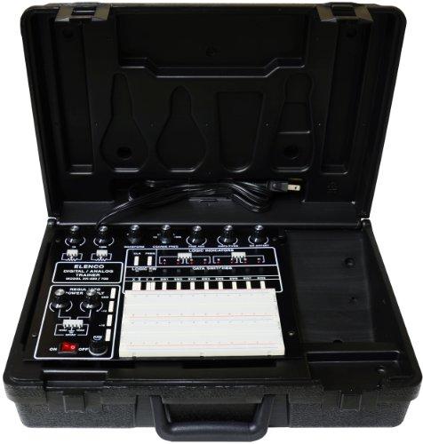 エレンコ ロボット 電子工作 知育玩具 パズル XK550 Elenco XK550 Digital/Analog Trainer in Caseエレンコ ロボット 電子工作 知育玩具 パズル XK550