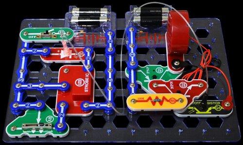 Snap Circuits Battery Eliminator