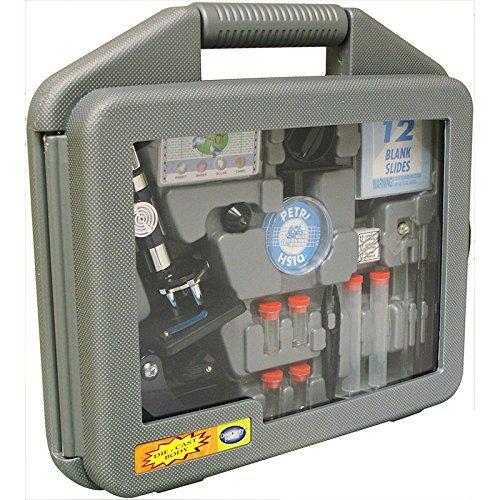 エレンコ ロボット 電子工作 知育玩具 パズル Microscope Set in Carrying Case - EDU-41011-3エレンコ ロボット 電子工作 知育玩具 パズル