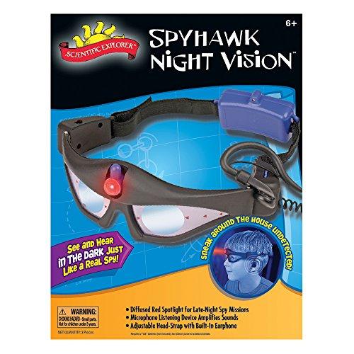 サイエンティフィックエクスプローラー 知育玩具 化学 科学 教育 15000 Scientific Explorer Spyhawk Night Visionサイエンティフィックエクスプローラー 知育玩具 化学 科学 教育 15000