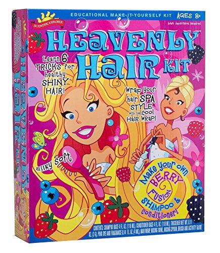 サイエンティフィックエクスプローラー 知育玩具 化学 科学 教育 0SA267 Scientific Explorer Heavenly Hair Kitサイエンティフィックエクスプローラー 知育玩具 化学 科学 教育 0SA267