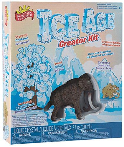 サイエンティフィックエクスプローラー 知育玩具 化学 科学 教育 A510 【送料無料】Scientific Explorer Ice Age Creator Kitサイエンティフィックエクスプローラー 知育玩具 化学 科学 教育 A510