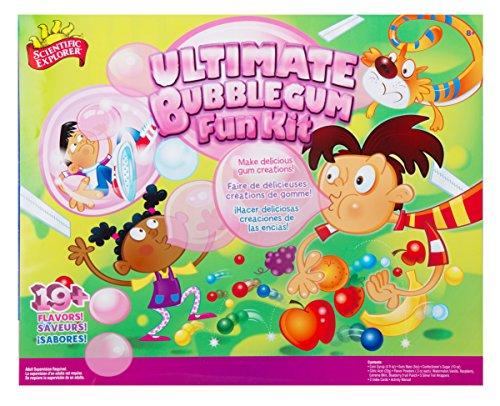 サイエンティフィックエクスプローラー 知育玩具 化学 科学 教育 A229 Scientific Explorer Ultimate Bubble Gum Fun Kitサイエンティフィックエクスプローラー 知育玩具 化学 科学 教育 A229