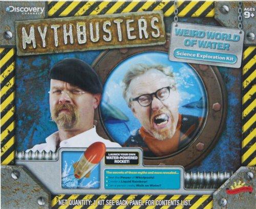 サイエンティフィックエクスプローラー 知育玩具 化学 科学 教育 0SEA2122 Scientific Explorer Mythbusters Weird World of Waterサイエンティフィックエクスプローラー 知育玩具 化学 科学 教育 0SEA2122