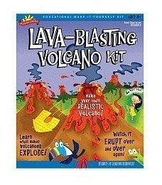 サイエンティフィックエクスプローラー 知育玩具 化学 科学 教育 Scientific Explorer Lava-Blasting Volcano Kit by Scientific Explorerサイエンティフィックエクスプローラー 知育玩具 化学 科学 教育