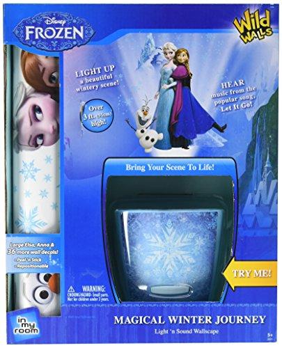 アンクルミルトン 知育玩具 科学 2831 Disney Frozen Magical Winter Journey Wild Wall Decorアンクルミルトン 知育玩具 科学 2831