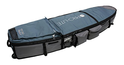 サーフィン ボードケース バックパック マリンスポーツ Pro-Lite 【送料無料】Pro-Lite Wheeled Coffin Surfboard Travel Bag 2-4 Shortboard 6'6サーフィン ボードケース バックパック マリンスポーツ Pro-Lite