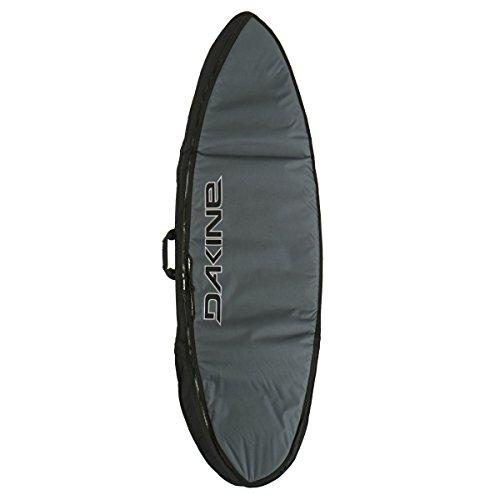 サーフィン ボードケース バックパック マリンスポーツ DAKINE 【送料無料】DaKine Recon II Thruster Travel Bag - Black / Charcoal - 6'3