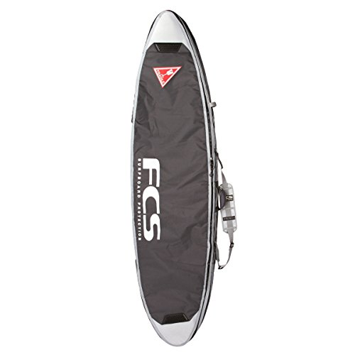 サーフィン ボードケース バックパック マリンスポーツ 【送料無料】FCS Double Travel Bag Short Board 7'0サーフィン ボードケース バックパック マリンスポーツ