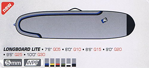 サーフィン ボードケース バックパック マリンスポーツ Creatures of Leisure Surfboard Bag - Team Designed Surf Lite Long Board 10'0