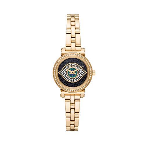 マイケルコース 腕時計 レディース マイケル・コース アメリカ直輸入 【送料無料】Michael Kors Women's Sofie Quartz Watch with Stainless Steel Strap, Gold, 10 (Model: MK4447)マイケルコース 腕時計 レディース マイケル・コース アメリカ直輸入