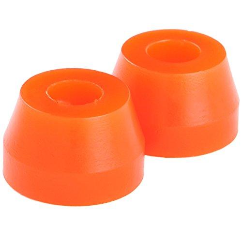 ブッシュ スケボー スケートボード 海外モデル 直輸入 【送料無料】Riptide Cone Bushings - APS 80a Orangeブッシュ スケボー スケートボード 海外モデル 直輸入