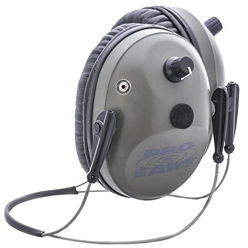 イヤーマフ シューティング ハンティング サバイバルゲーム サバゲー 【送料無料】Pro Ears - Pro Tac Plus Gold - Military Grade Electronic Hearing Protection and Amplification - NRR 26イヤーマフ シューティング ハンティング サバイバルゲーム サバゲー