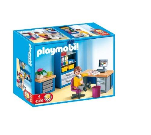 プレイモービル ブロック 組み立て 知育玩具 ドイツ 【送料無料】Playmobil The Home Officeプレイモービル ブロック 組み立て 知育玩具 ドイツ