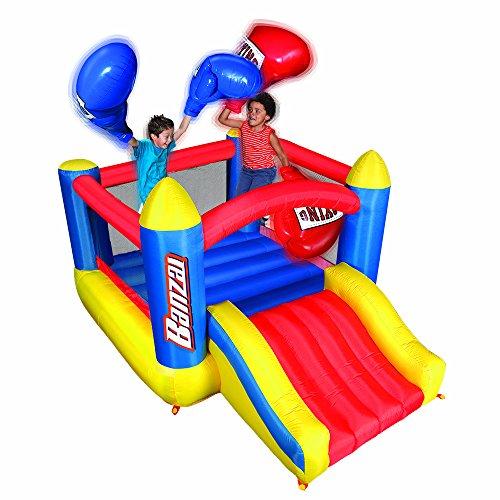 プール ビニールプール ファミリープール オーバルプール 家庭用プール 【送料無料】BANZAI Bop 'N Slide Bouncerプール ビニールプール ファミリープール オーバルプール 家庭用プール