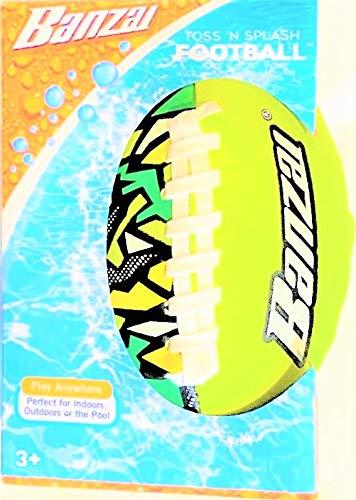 プール ビニールプール ファミリープール オーバルプール 家庭用プール 【送料無料】BANZAI .Footballプール ビニールプール ファミリープール オーバルプール 家庭用プール