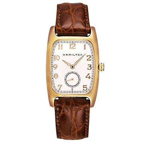 ハミルトン 腕時計 メンズ 【送料無料】Men's Hamilton Boulton American Classic Timeless Classic Watch H13431553ハミルトン 腕時計 メンズ