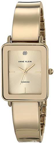 アンクライン 腕時計 レディース 【送料無料】Anne Klein Dress Watch (Model: AK/3600CHGB)アンクライン 腕時計 レディース