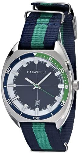 上質で快適 腕時計 ブローバ メンズ【送料無料】Caravelle メンズ Designed by【送料無料】Caravelle Bulova Dress ブローバ Watch (Model: 43B169)腕時計 ブローバ メンズ, 古川市:09bbabb7 --- hi-tech-automotive-repair.demosites.myshopmanager.com